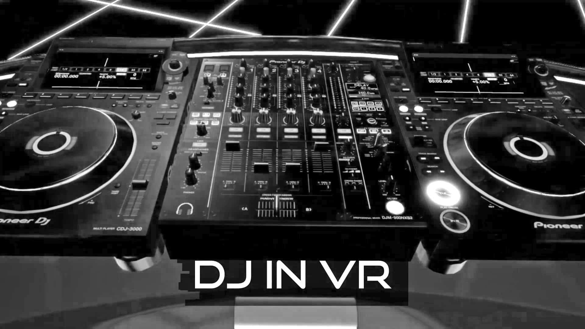 Pioneer DJ Tribe XR VR DJ